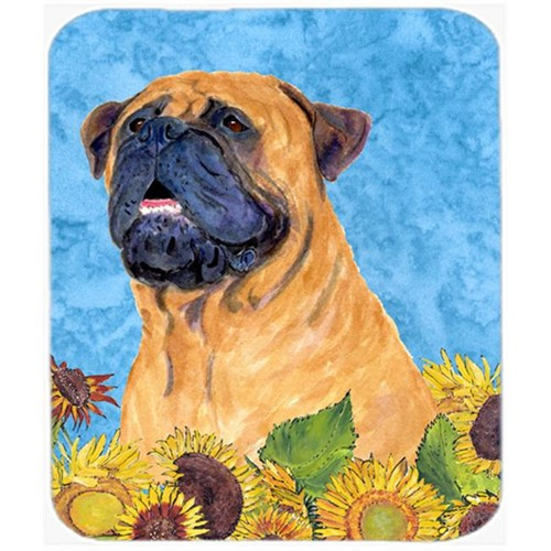 Carolines Treasures SS4153MP Bullmastiff Mouse Pad Hot Pad or Trivet