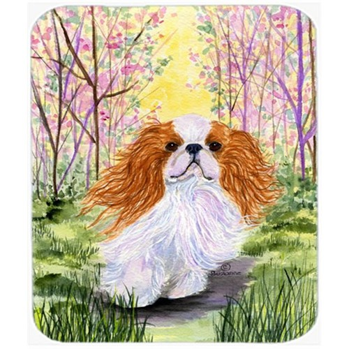 Carolines Treasures SS8613MP English Toy Spaniel Mouse Pad Hot Pad Or Trivet