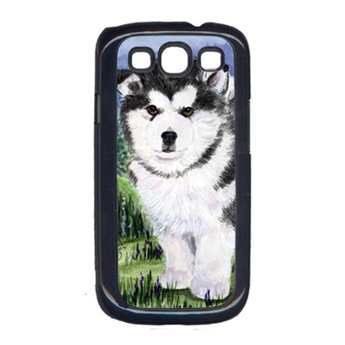 Carolines Treasures SS8027GALAXYSIII Alaskan Malamute Cell Phone Cover Galaxy S111