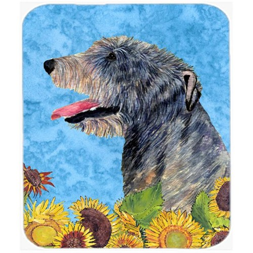 Carolines Treasures SS4139MP Irish Wolfhound Mouse Pad Hot Pad or Trivet