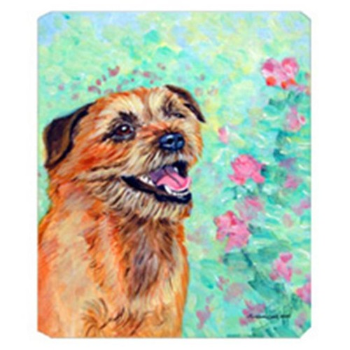 Carolines Treasures 7228MP 8 x 9.5 in. Border Terrier Mouse Pad Hot Pad or Trivet