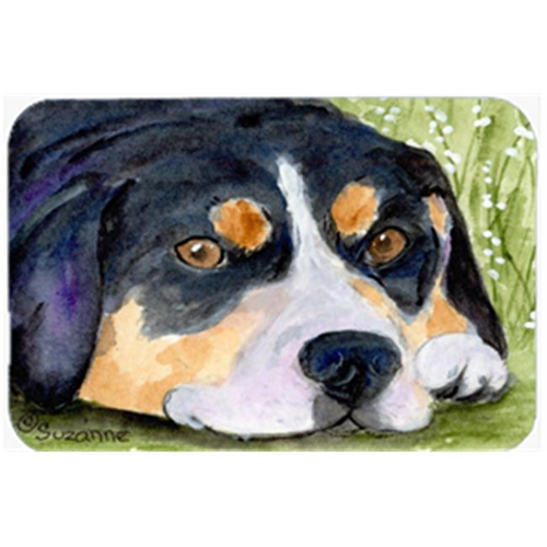 Carolines Treasures SS8596MP Entlebucher Mountain Dog Mouse Pad & Hot Pad Or Trivet