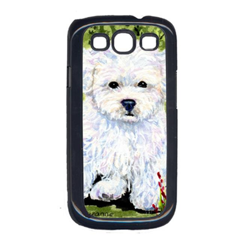 Carolines Treasures SS8913GALAXYSIII Bichon Frise Cell Phone Cover Galaxy S111