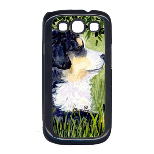 Carolines Treasures SS8832GALAXYSIII Bernese Mountain Dog Cell Phone Cover Galaxy S111