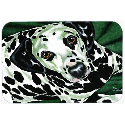 Carolines Treasures AMB1359MP Emerald Beauty Dalmatian Mouse Pad Hot Pad or Trivet