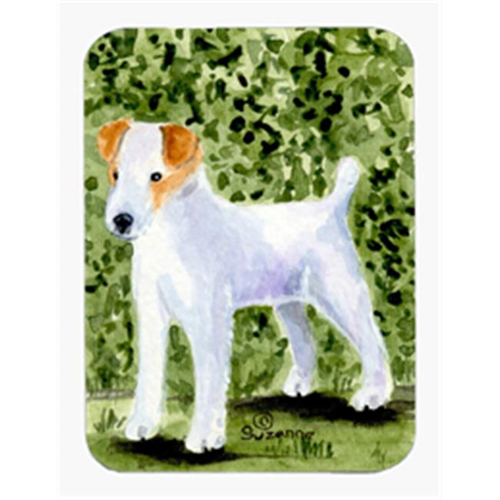 Carolines Treasures SS8734MP Jack Russell Terrier Mouse Pad & Hot Pad Or Trivet