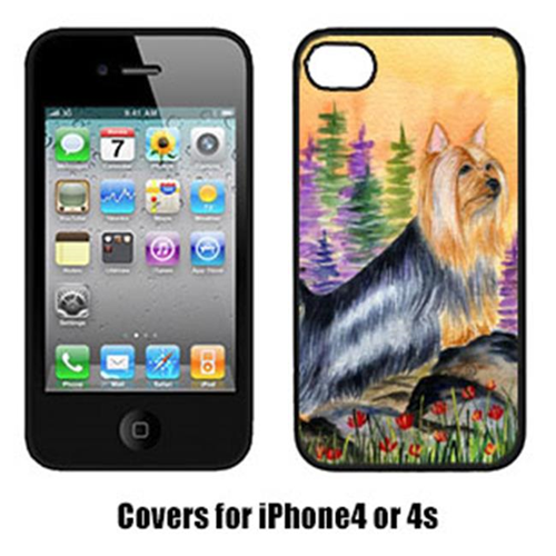 Carolines Treasures SS8262IP4 Silky Terrier Cell Phone cover IPhone 4