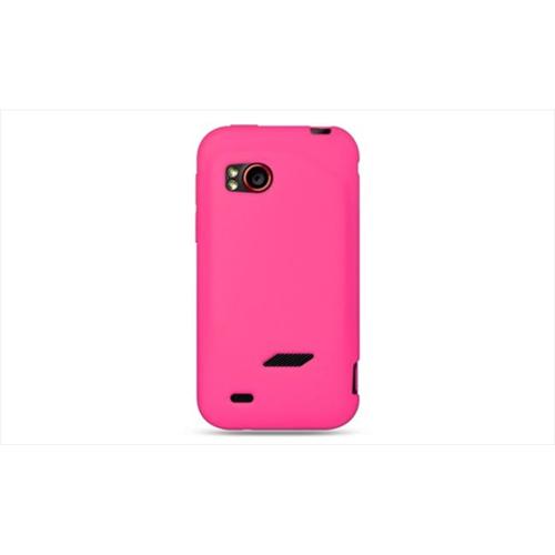 DreamWireless SCHTCVIGORHP-PR HTC Rezound & Vigor Premium Skin Case - Hot Pink