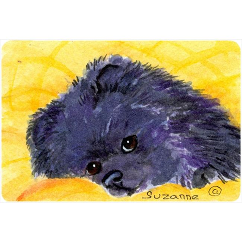 Carolines Treasures SS8839MP Pomeranian Mouse pad hot pad or trivet
