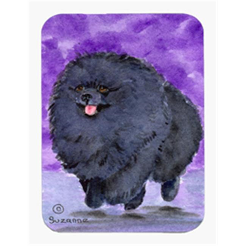 Carolines Treasures SS8686MP Pomeranian Mouse Pad & Hot Pad Or Trivet