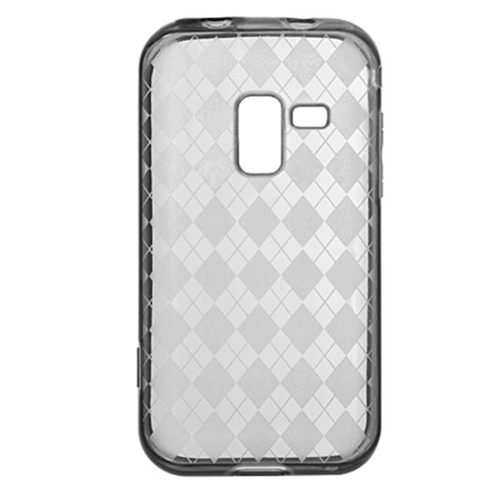 DreamWireless CSSAMR920SMCK Samsung Galaxy Attain 4G-R920 Crystal Skin Case Smoke Checker