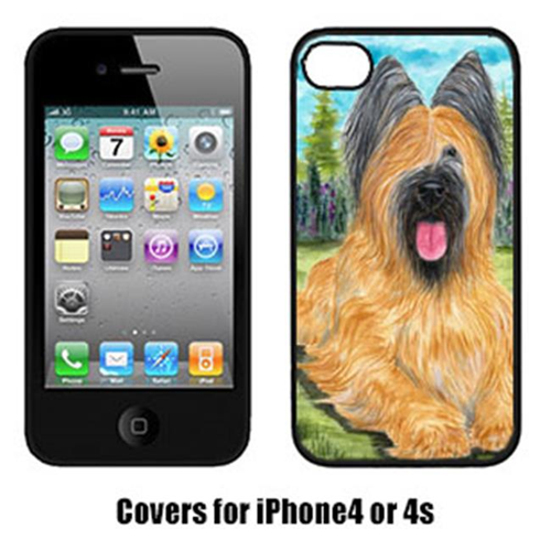 Carolines Treasures SS8035IP4 Briard Iphone 4 Cover