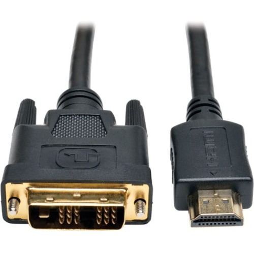 TRIPPLITE P566-050 Tripp Lite HDMI to DVI Digital Monitor Adapter Cable M-M 50FT Cord
