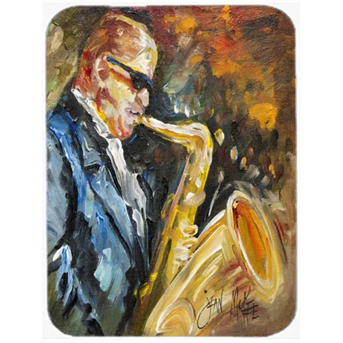 Carolines Treasures JMK1186MP Jazz Saxophone Mouse Pad Hot Pad & Trivet