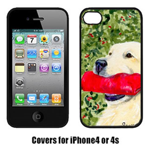 Carolines Treasures SS8813IP4 Golden Retriever Iphone4 Cover