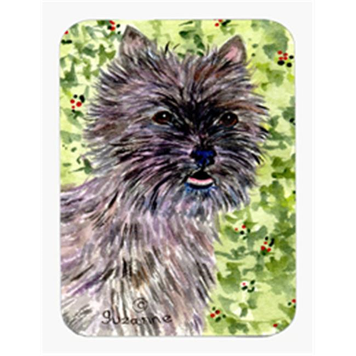 Carolines Treasures SS8815MP Cairn Terrier Mouse Pad & Hot Pad Or Trivet
