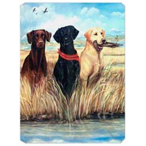 Carolines Treasures VLM1003MP Labrador Mouse Pad & Hot Pad & Trivet