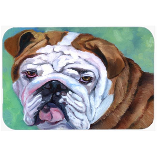 Carolines Treasures 7349MP Admiral The English Bulldog Mouse Pad Hot Pad & Trivet