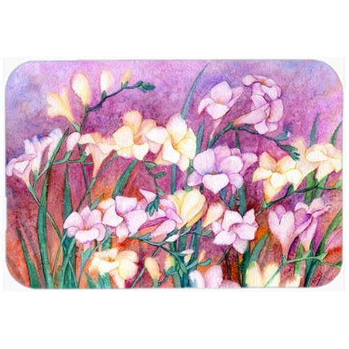 Carolines Treasures IBD0249MP Freesias Mouse Pad Hot Pad or Trivet