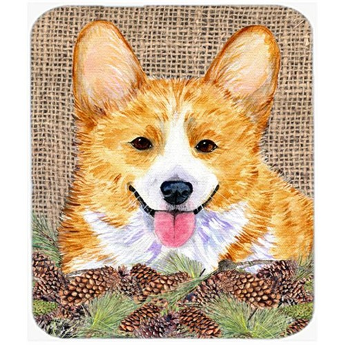 Carolines Treasures SS4077MP Corgi Mouse Pad Hot Pad Or Trivet