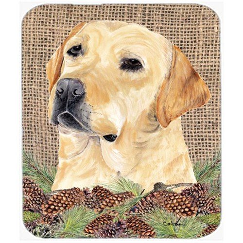 Carolines Treasures SC9049MP Labrador Mouse Pad Hot Pad Or Trivet