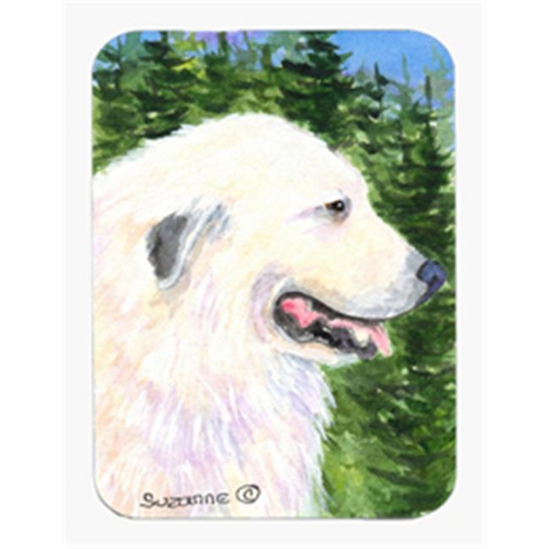 Carolines Treasures SS8922MP Great Pyrenees Mouse Pad & Hot Pad & Trivet
