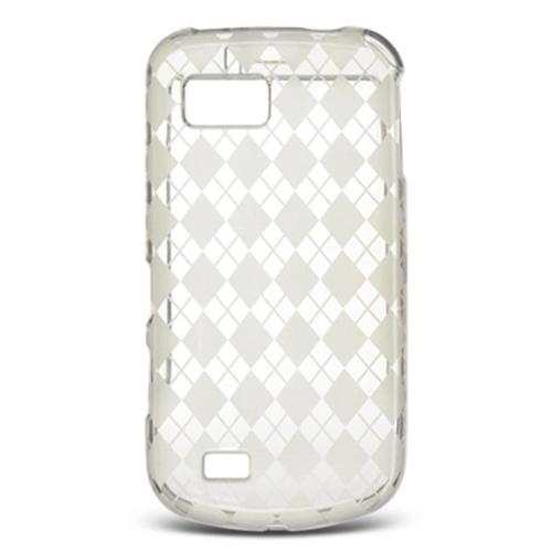 DreamWireless CSSAMT939CLCK Samsung Behold Ii-T939 Crystal Skin Clear Checker