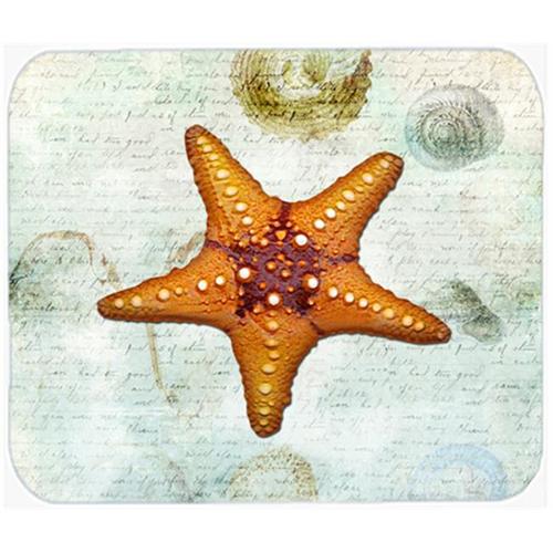 Carolines Treasures SB3035MP 9.5 x 8 in. Starfish Mouse Pad Hot Pad or Trivet