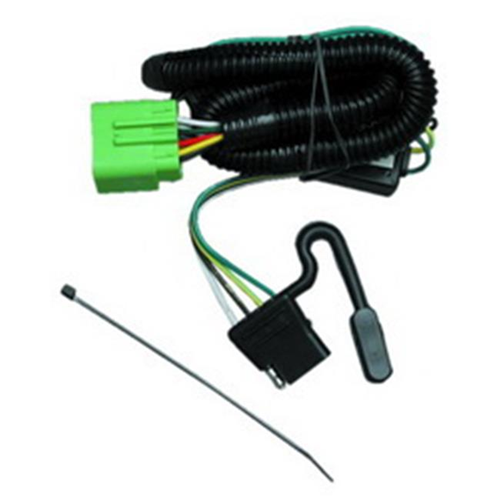 Tow Ready 118369 T-One Connector Assembly With Modulite Lite Module 9 x 4 x 3 in.