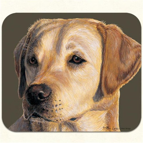 Fiddlers Elbow m407 Yellow Lab Mouse Pad Pack Of 2