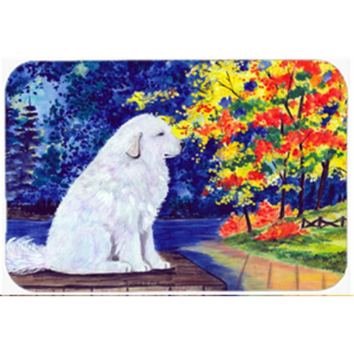 Carolines Treasures SS8240MP Great Pyrenees Mouse Pad Hot Pad & Trivet