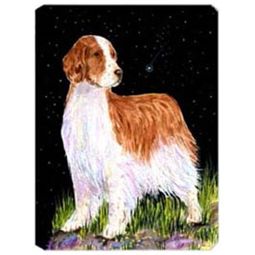Carolines Treasures SS8482MP Starry Night Welsh Springer Spaniel Mouse Pad
