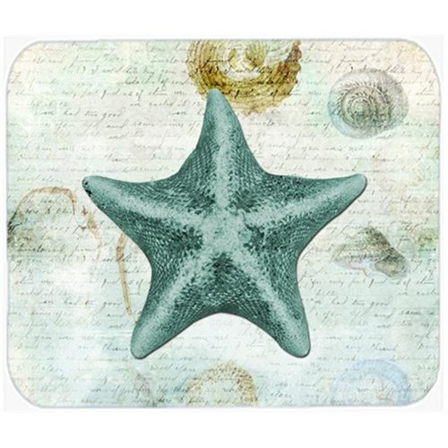 Carolines Treasures SB3043MP 9.5 x 8 in. Starfish Mouse Pad Hot Pad or Trivet
