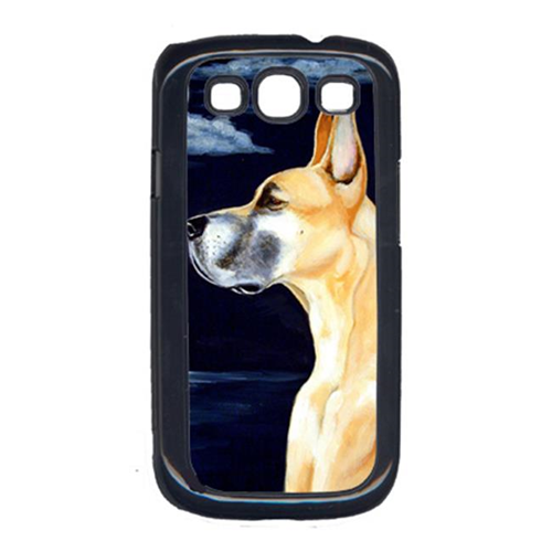 Carolines Treasures 7100GALAXYSIII Fawn Great Dane In The Moonlight Galaxy S111 Cell Phone Cover