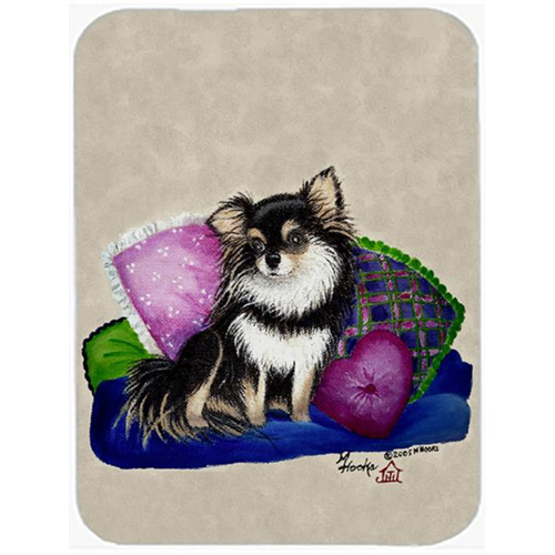 Carolines Treasures MH1012MP Chihuahua On Their Couch Mouse Pad Hot Pad & Trivet
