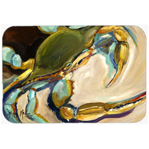 Carolines Treasures JMK1098MP Blue Crab Mouse Pad Hot Pad & Trivet