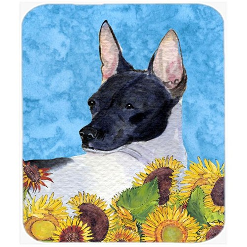 Carolines Treasures SS4113MP Rat Terrier Mouse Pad Hot Pad or Trivet