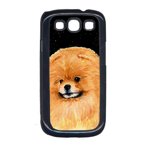 Carolines Treasures SS8481GALAXYSIII Starry Night Pomeranian Cell Phone Cover Galaxy S111