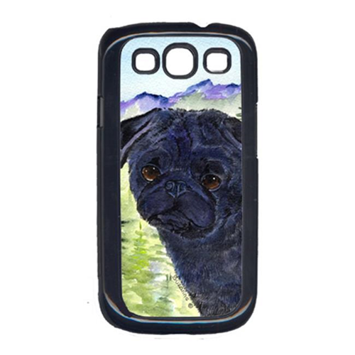 Carolines Treasures SS8420GALAXYSIII Pug Cell Phone Cover Galaxy S111