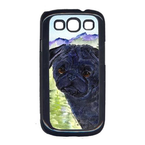 Carolines Treasures SS8420GALAXYSIII Pug Cell Phone Cover Galaxy S111