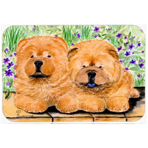 Carolines Treasures SS8123MP Chow Chow Mouse Pad Hot Pad & Trivet