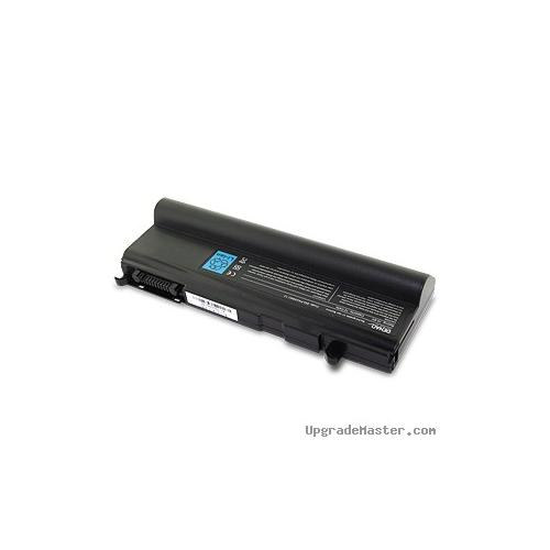 Denaq DQ-PA3356U-12 High Capacity Battery for Toshiba Portege M300 Laptops- 8800mAh