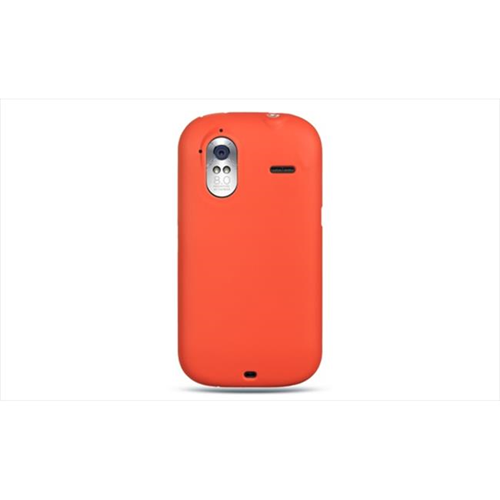 DreamWireless SCHTCAMAZERD-PR HTC Amaze 4G & Ruby Skin Case - Red