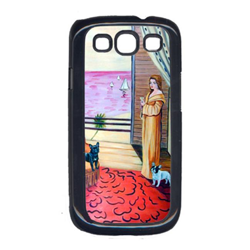 Carolines Treasures 7128GALAXYSIII French Bulldog Galaxy S111 Cell Phone Cover