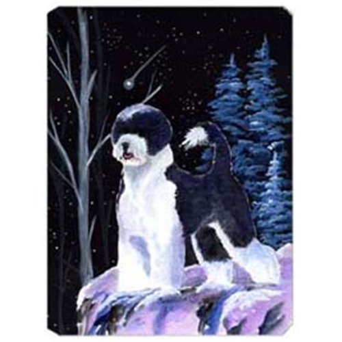 Carolines Treasures SS8399MP Starry Night Portuguese Water Dog Mouse Pad