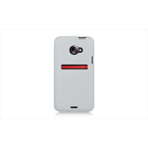 DreamWireless SCHTCEVO4GCL-PR HTC Evo 4G LTE Premium Skin Case - Clear