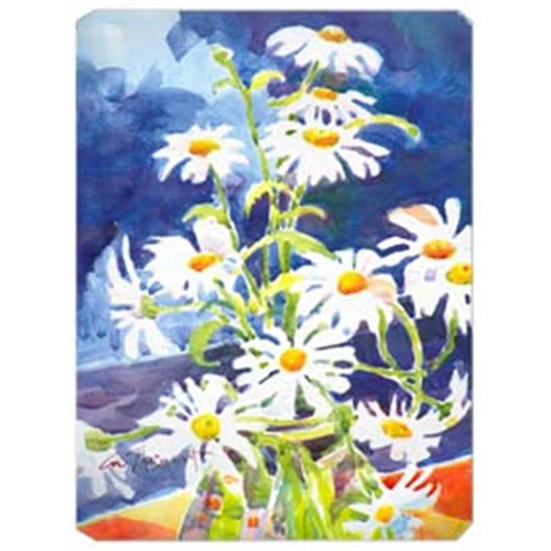 Carolines Treasures 6003MP 9.5 x 8 in. Flowers - Daisy Mouse Pad Hot Pad Or Trivet