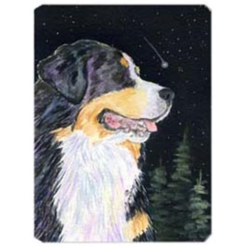 Carolines Treasures SS8512MP Starry Night Bernese Mountain Dog Mouse Pad