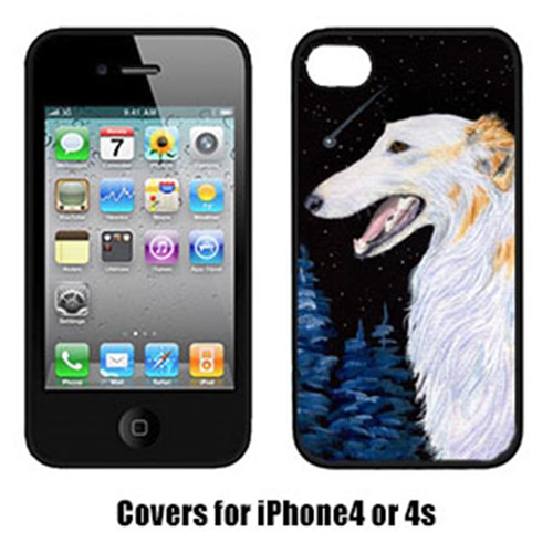 Carolines Treasures SS8626IP4 Borzoi Iphone4 Cover