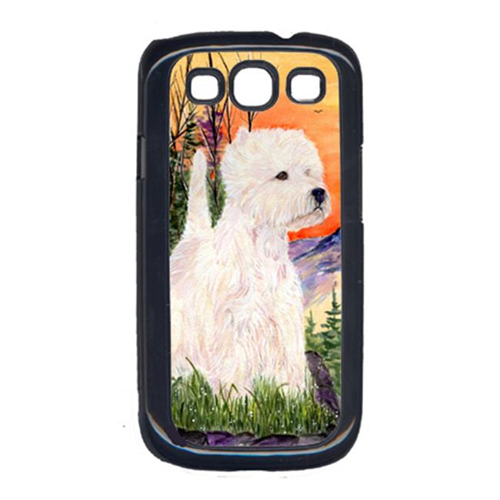 Carolines Treasures SS1013GALAXYSIII Westie Galaxy S111 Cell Phone Cover